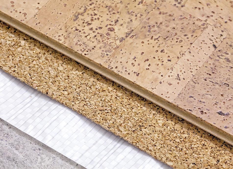 Statesmen Contractors LLC Cork Flooring Installation
